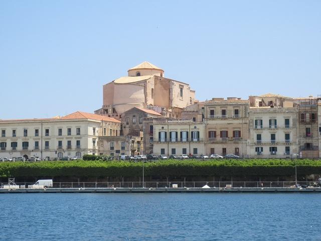 シラクーサの街歩き (22景-15) シチリア イタリア siracusa, Sicili