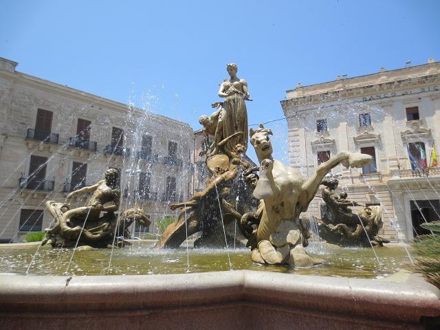 シラクーサの街歩き (22景-17) シチリア イタリア siracusa, Sicili