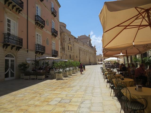 シラクーサの街歩き (22景-18) シチリア イタリア siracusa, Sicili