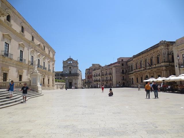 シラクーサの街歩き (22景-19) シチリア イタリア siracusa, Sicili